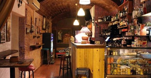 Morango Bar