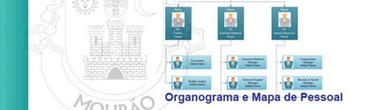 Organograma Mapa Pessoal