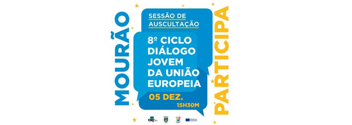 8.º Ciclo do Diálogo Jovem da União Europeia
