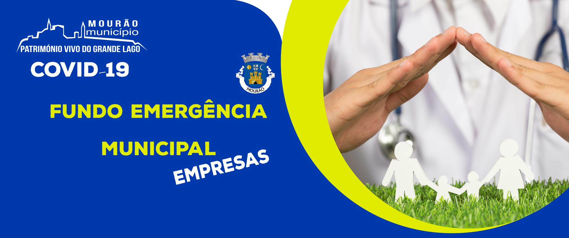 Mourão reativa Fundo de Emergência Municipal para Empresas