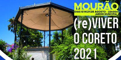 (re)Viver o Coreto 2021